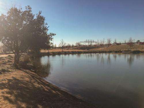 Railroad Park Birmingham, Alabama