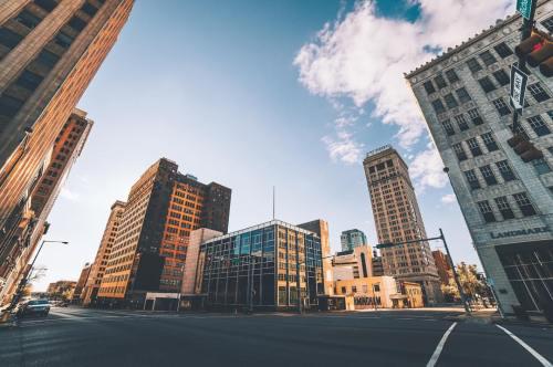 Birmingham, Jobs, downtown