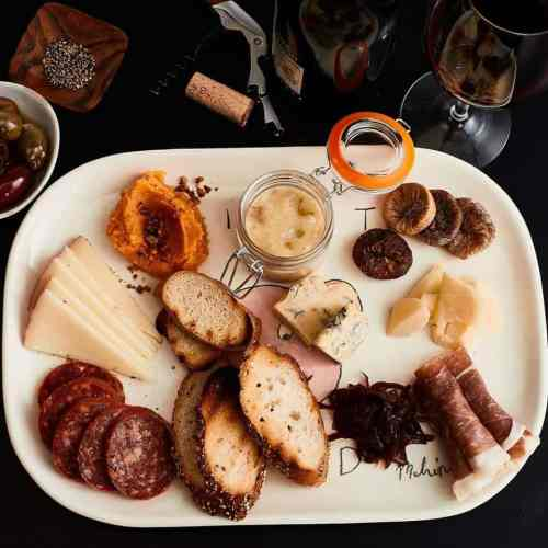 Birmingham, Alabama, Freddy's Wine Bar, charcuterie
