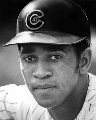 baseball player Johnny Hairston