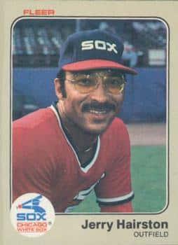 baseball player Jerry Hairston
