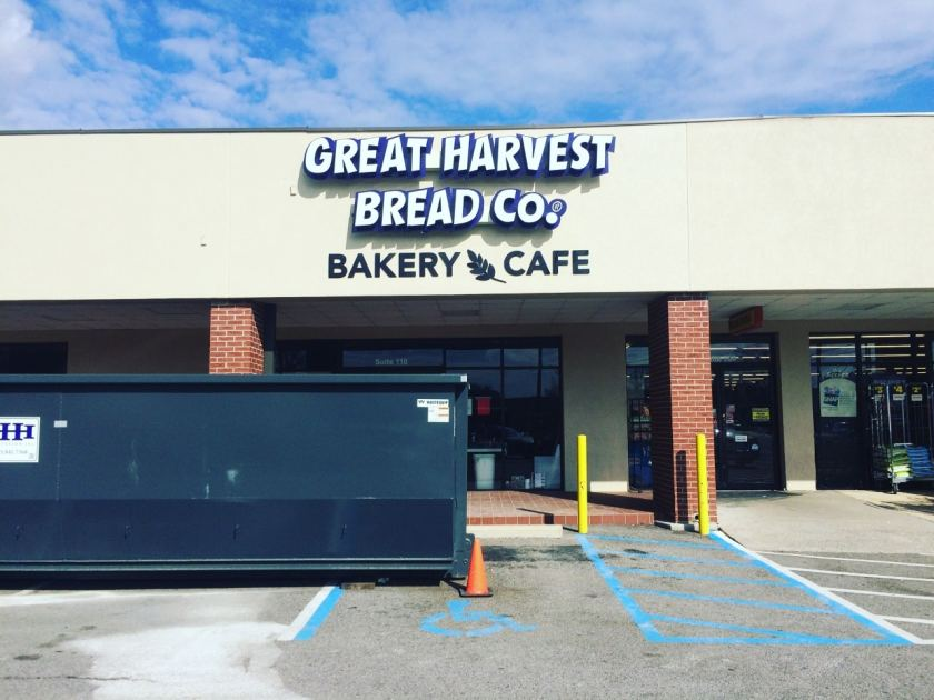 Birmingham, Trussville, Great Harvest Bread Co, bakeries, Trussville revitalization project
