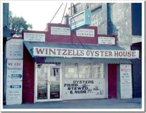 Birmingham, Wintzell's Oyster House, restaurants, seafood, oysters