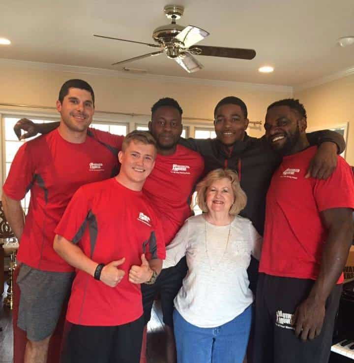 """""""We take service to heart"""" Motivated Movers in Birmingham"""