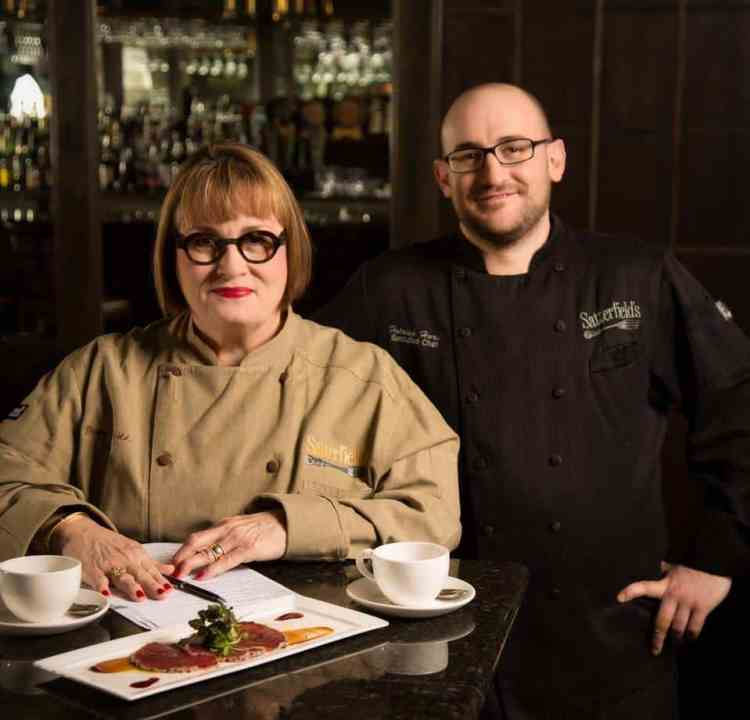 Birmingham, Satterfield's, Becky Satterfield, Satterfield's Restaurant, chefs, Birmingham chefs, USA Today