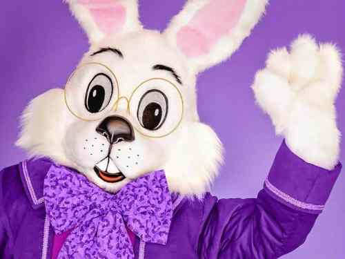 Birmingham, Riverchase Galleria, Easter, Easter Bunny