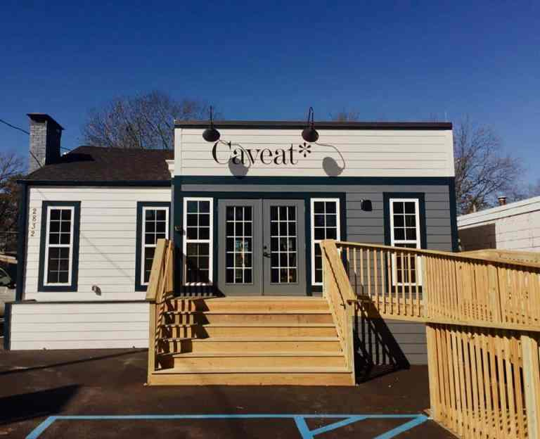 Caveat, coffeeshop, Homewood