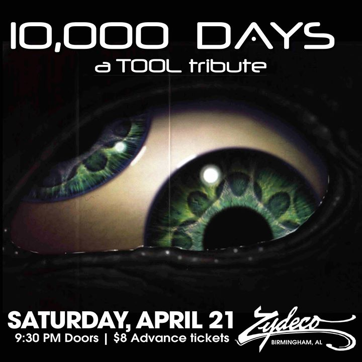 10,000 Days A Tool Tribute | Bham Now