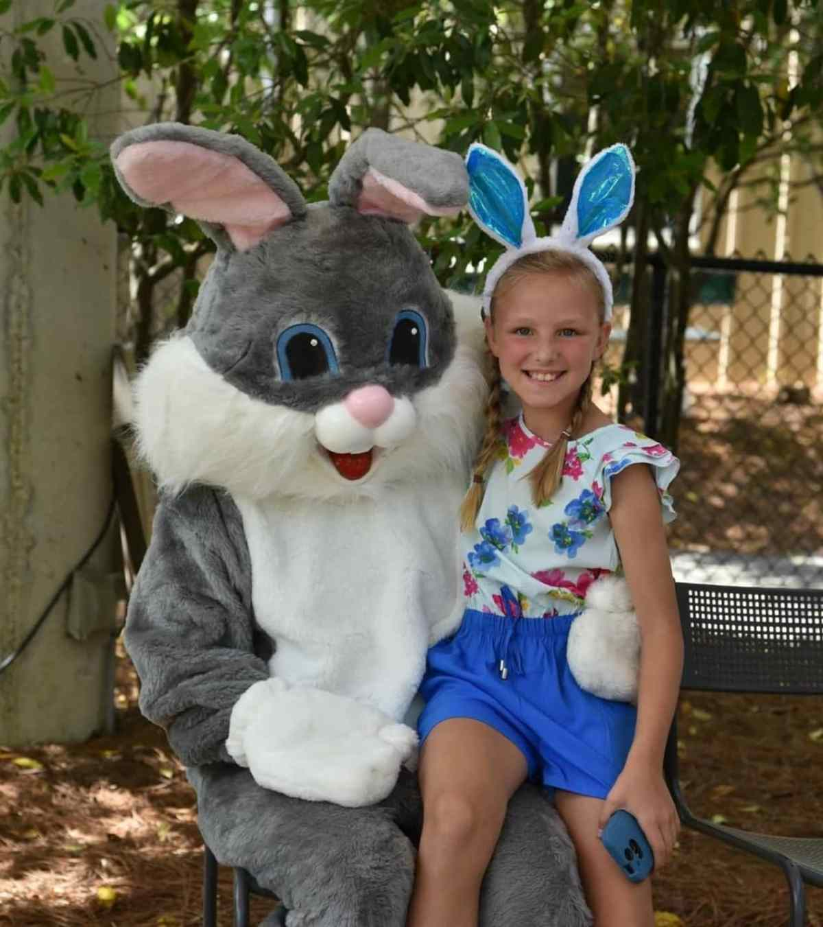 Follow the bunny trail to find the Easter Bunny in Birmingham