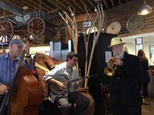 Birmingham, Alabama, Chuck King quartet