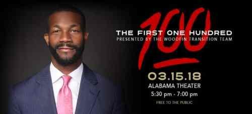 Birmingham, Alabama, Randall Woodfin