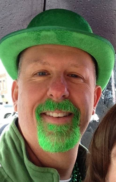 Birmingham, St. Patrick's Day, St. Paddy, celebration, shamrock, leprechaun