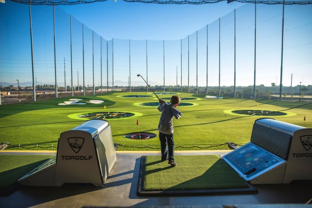 Birmingham kids learn to golf at Topgolf's Spring and Summer Academies
