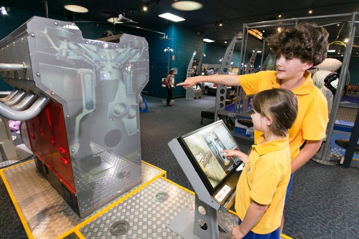 Discover the wonderful world of science during McWane Science Center's Spring Fever event happening now through April 15