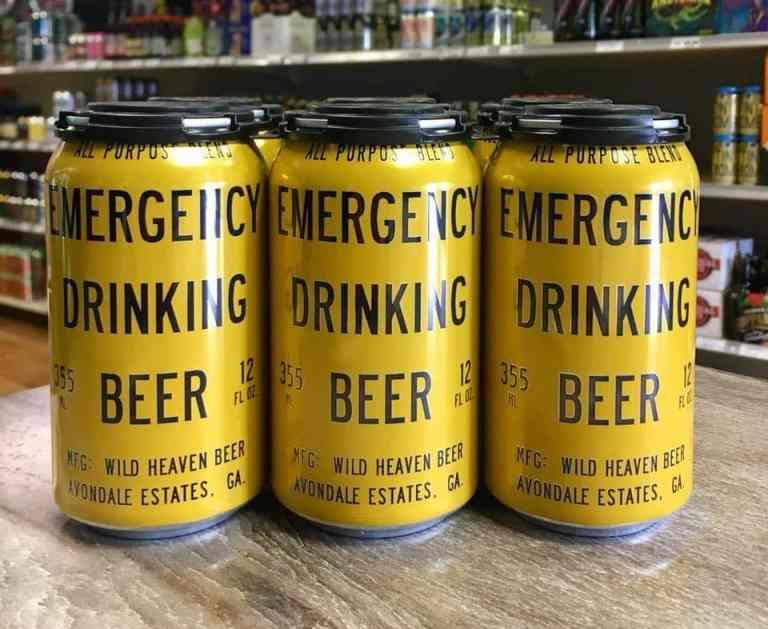 Birmingham, Wild Heaven Beer, beer, Alabama, Emergency Drinking Beer, Wild Heaven