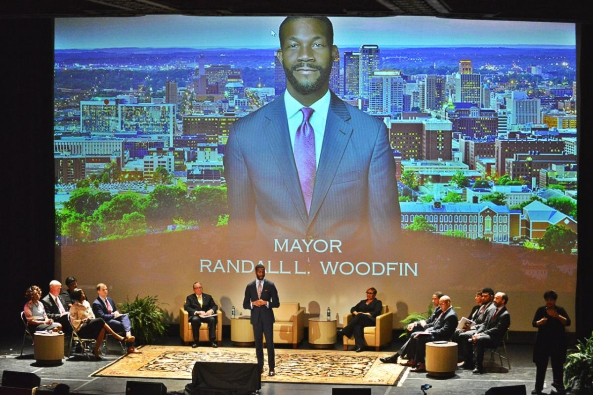 Birmingham, Alabama, Randall, Woodfin