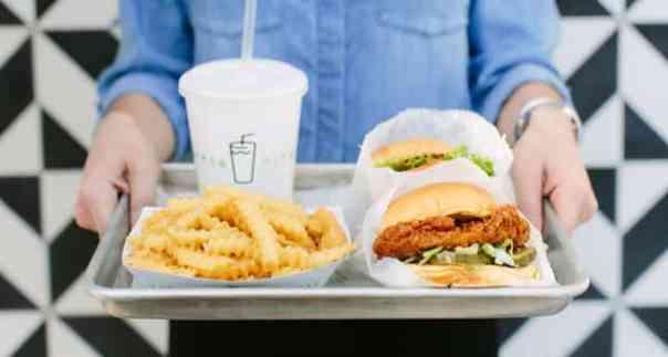 Birmingham, Shake Shack, Alabama, food, restaurants, burgers, shakes, fries, restaurants