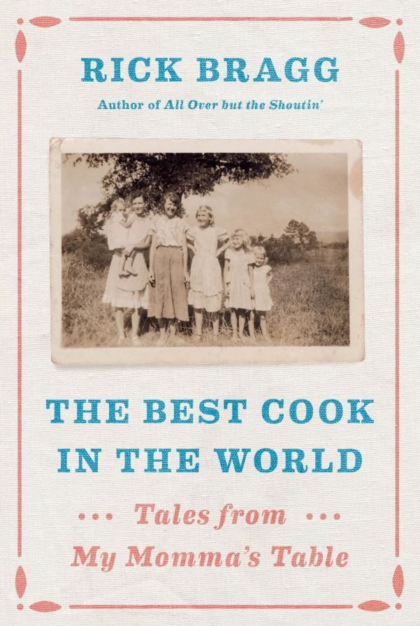 Birmingham, Rick Bragg, Books-A-Million, book signing, The Best Cook in the World, Alabama authors