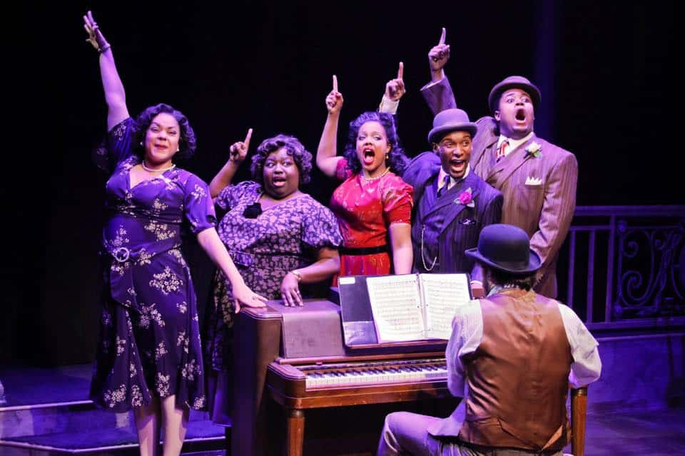 Celebrate the Harlem Renaissance with Virginia Samford Theatre's  'Ain't Misbehavin''