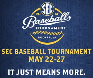 Bruno Event Team - SEC Baseball Tournament (2018) Birmingham