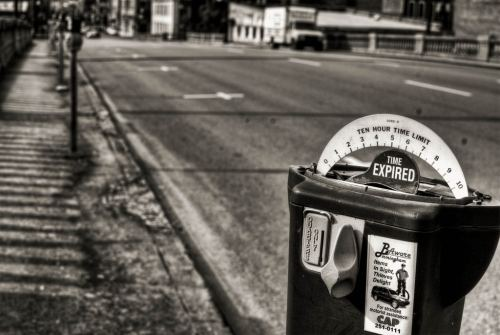 Birmingham, Alabama, parking, meter