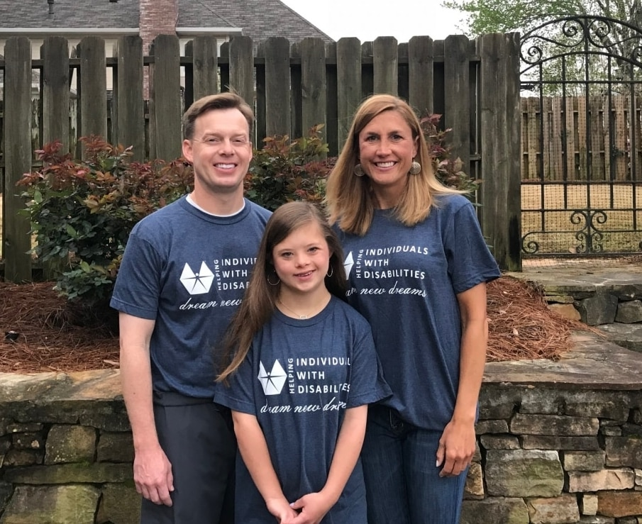 Learn from the Davis family why you need to participate in United Ability Day