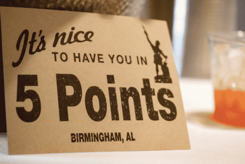 Vulcan Park and Museum Taste of Five Points Birmingham