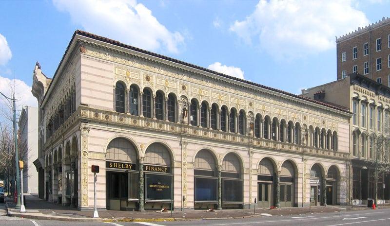 Birmingham, The Florentine Building