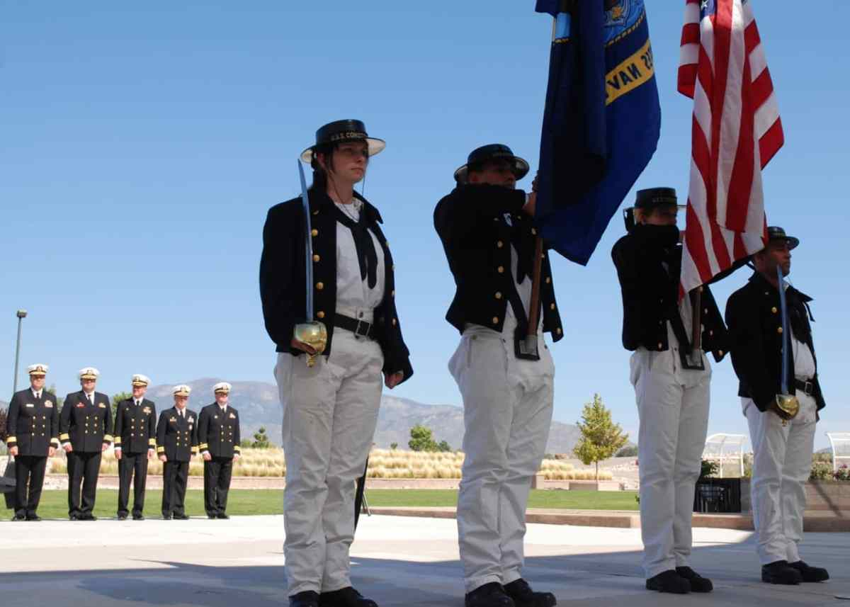 Update: schedule of events as Birmingham hosts Navy Week, April 9-15