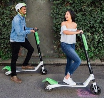 Birmingham, Alabama, scooters, LimeBike