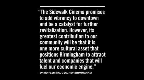 Sidewalk Cinema