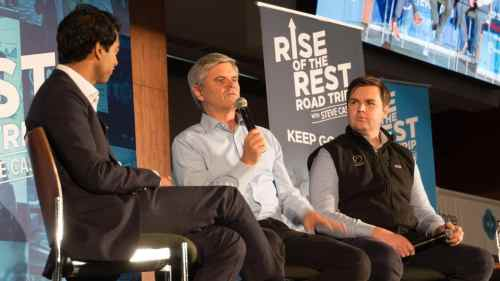 Birmingham, Rise of the Rest, Steve Case, J.D. Vance