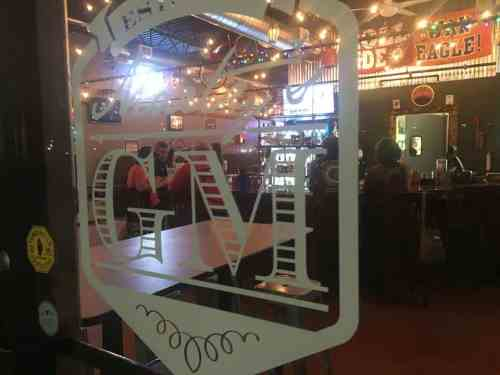 the Essential, Birmingham, Whistling Table, Marty's GM, Icehouse Texas BBQ, Mom's Basement