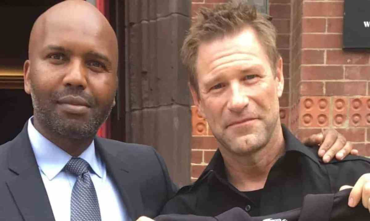 Birmingham embraces the filming of 'Live' starring Aaron Eckhart