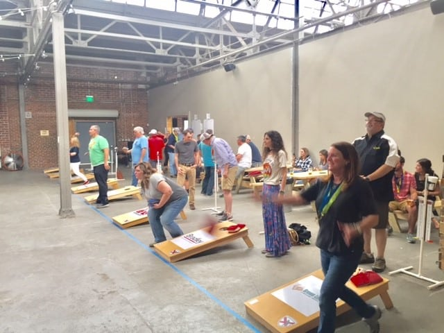 Birmingham, Alabama, Cornhole, Cup, Workshops, Inc.