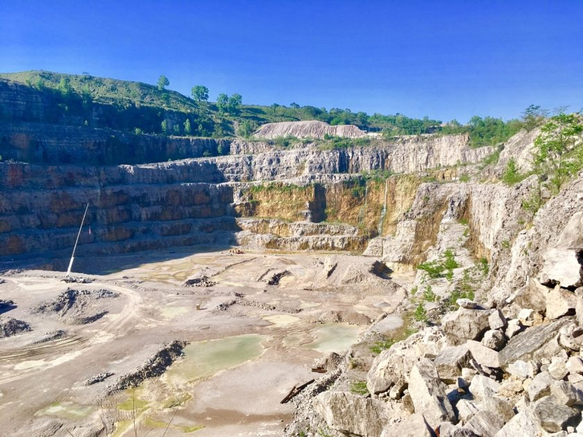 Vulcan Materials, Quarry Crusher Run