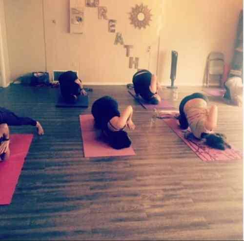 Birmingham yoga classes, Body Shop Yoga