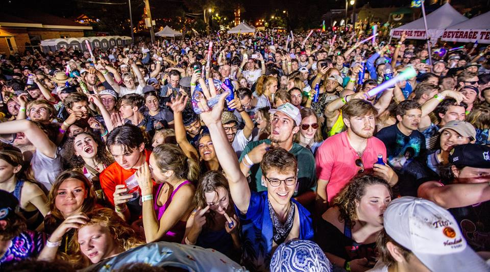 Birmingham's SliceFest drops 2019 lineup: Magic City Hippies, Yacht Rock Review, CBDB and more!