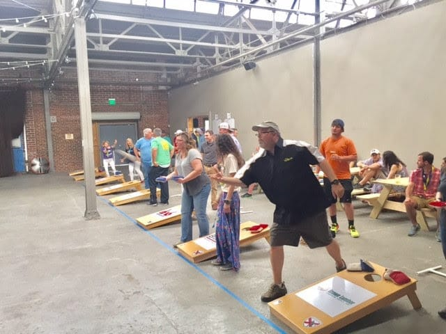 It's time to sign up for Workshops, Inc.'s 2018 Cornhole Cup on May 19