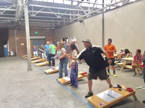 Birmingham, Alabama, Workshops, Inc., Cornhole Cup
