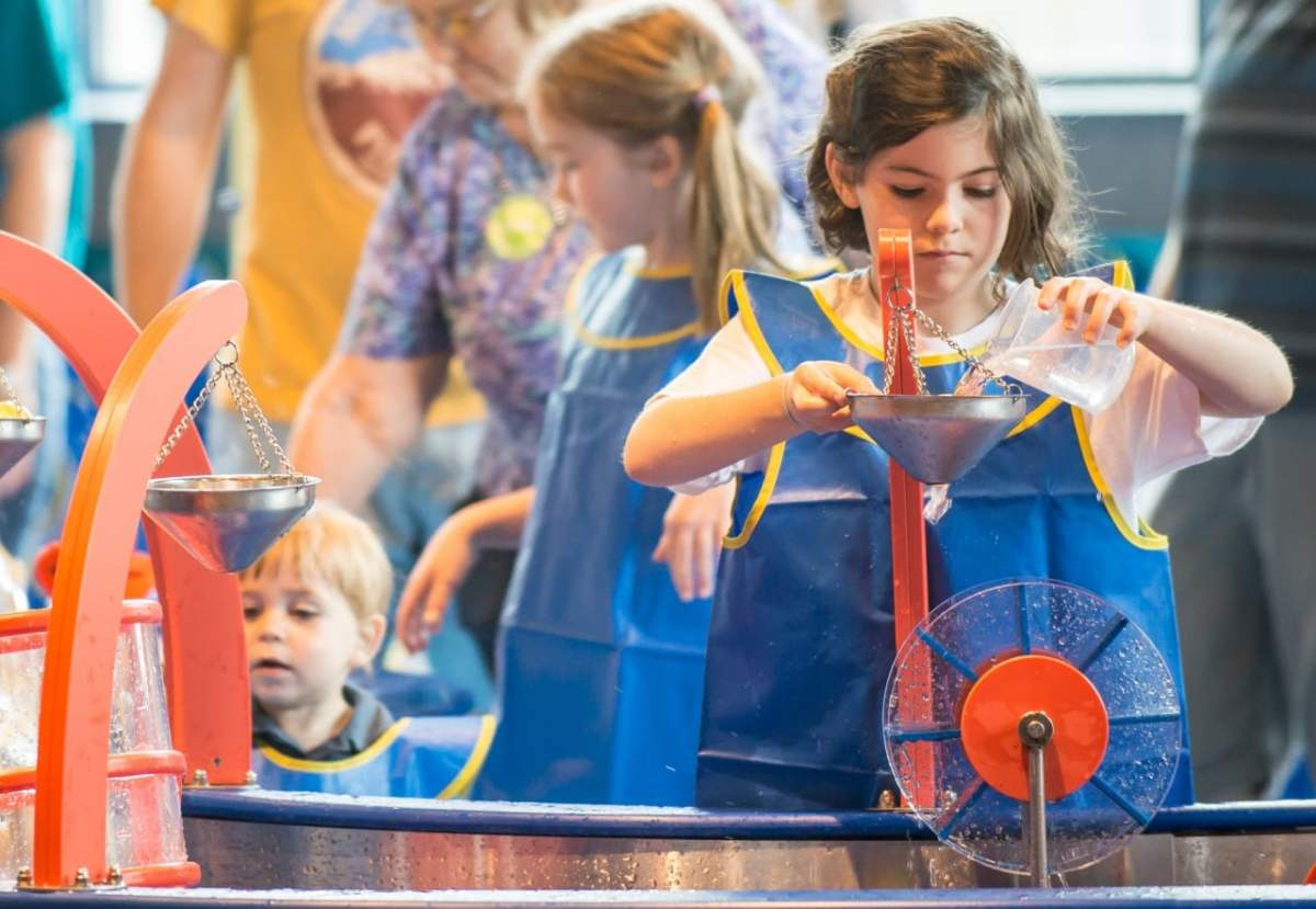 Celebrate Itty Bitty Magic City's 3rd birthday when you visit McWane Science Center