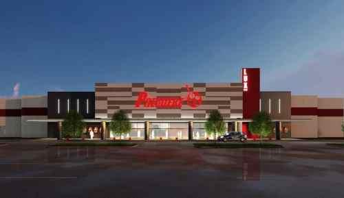 Birmingham, Alabama, luxury movie theater