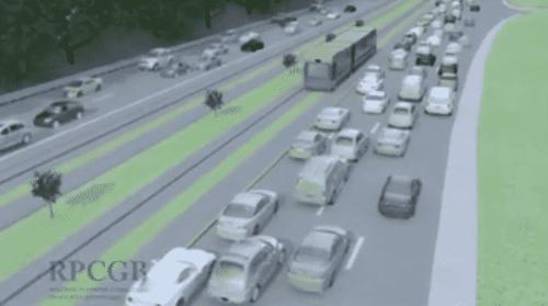 Birmingham, Hoover, Alabama, Highway 280 mass rapid system