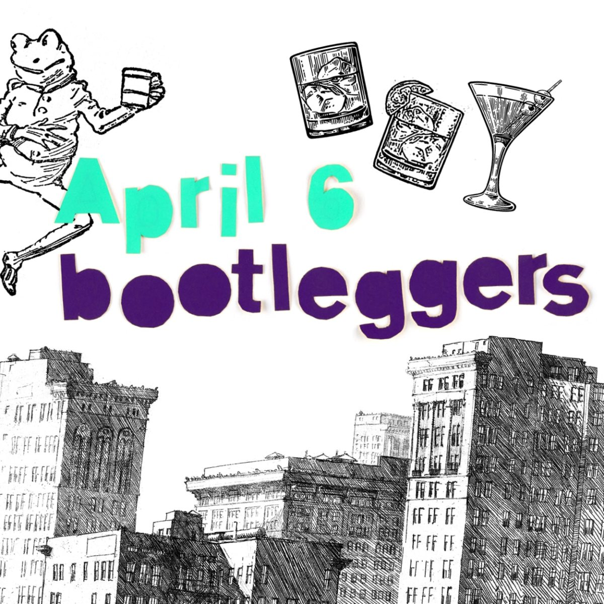 Art After 5: BMA Bootleggers