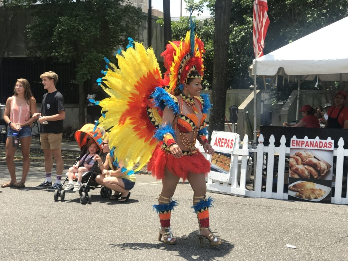 Shots from the Magic City Caribbean Food and Music Festival Parade at Linn Park (photo gallery)