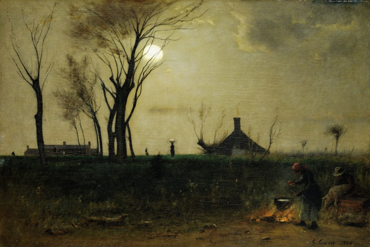 Moonlight in Virginia