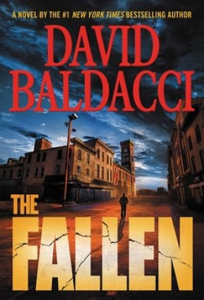 Birmingham, David Baldacci, The Fallen, Books-A-Million, BAM, Father's Day, Father's Day 2018, Father's Day Gift Guide