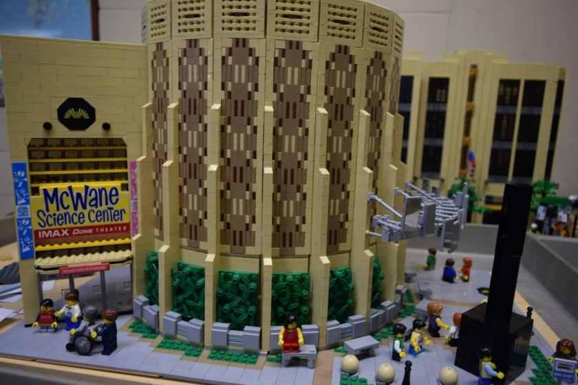 Birmingham, McWane Science Center, Lego, LEGO, Lego Day at McWane Science Center