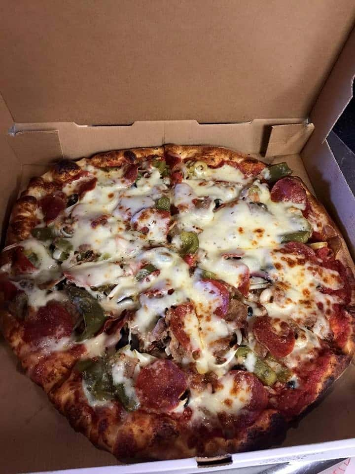 Salvatore's Pizza and Pasta Sicilian pizzas and deep dish pizza