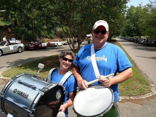 Birmingham, Crestwood Community Band, community band in Birmingham, community band
